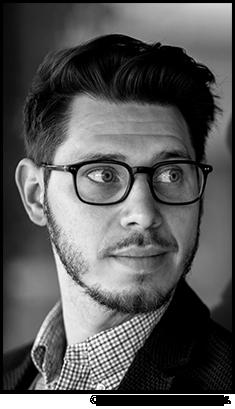 Tobias Schreiber Portrait