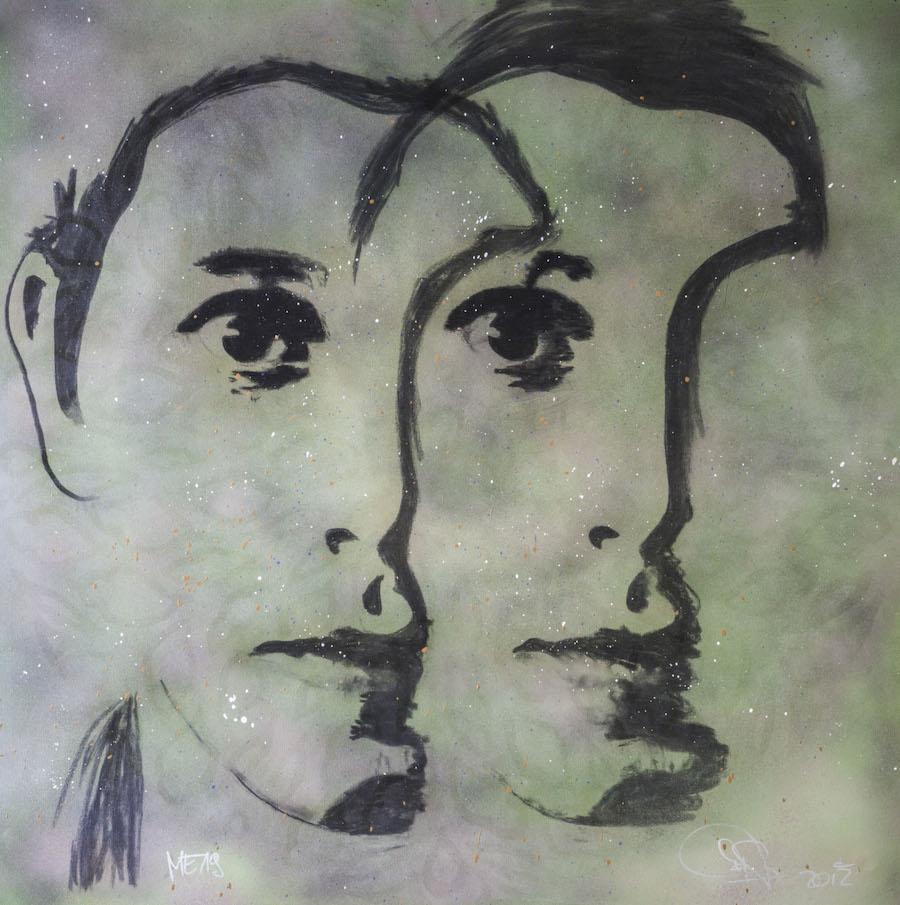 Tobias Schreiber Selfportrait