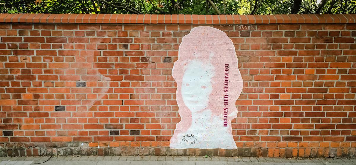 Helden der Stadt – Streetart Project
