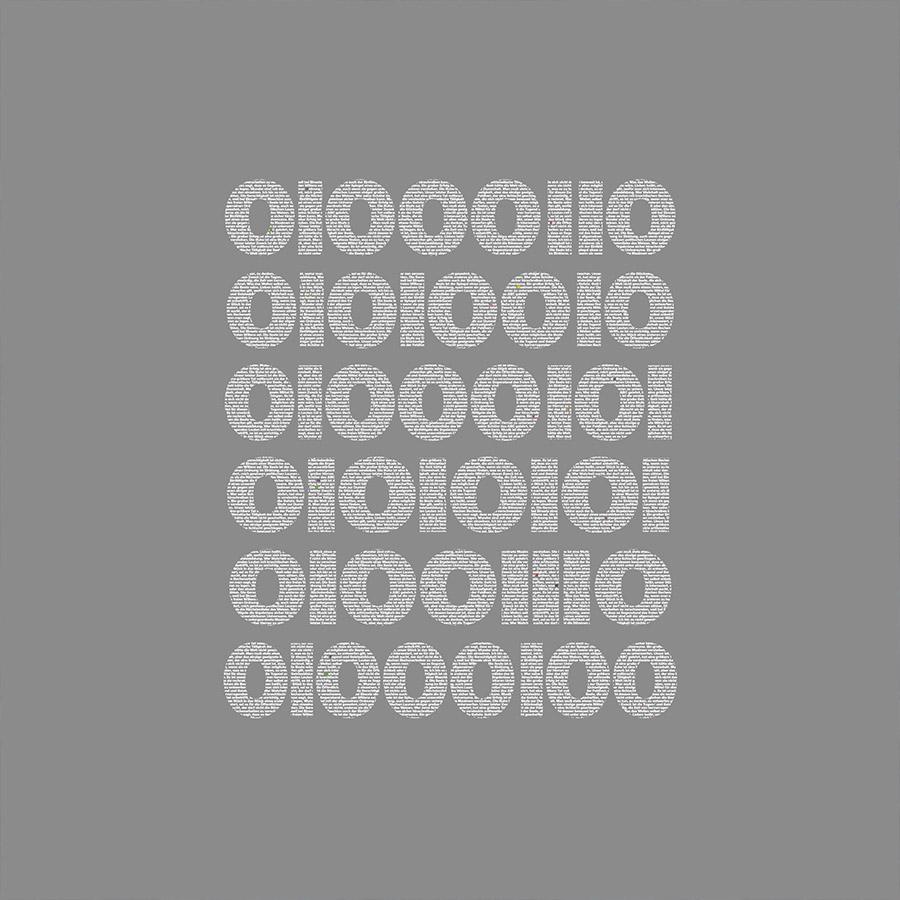 Binarycode FREUND © Tobias Schreiber